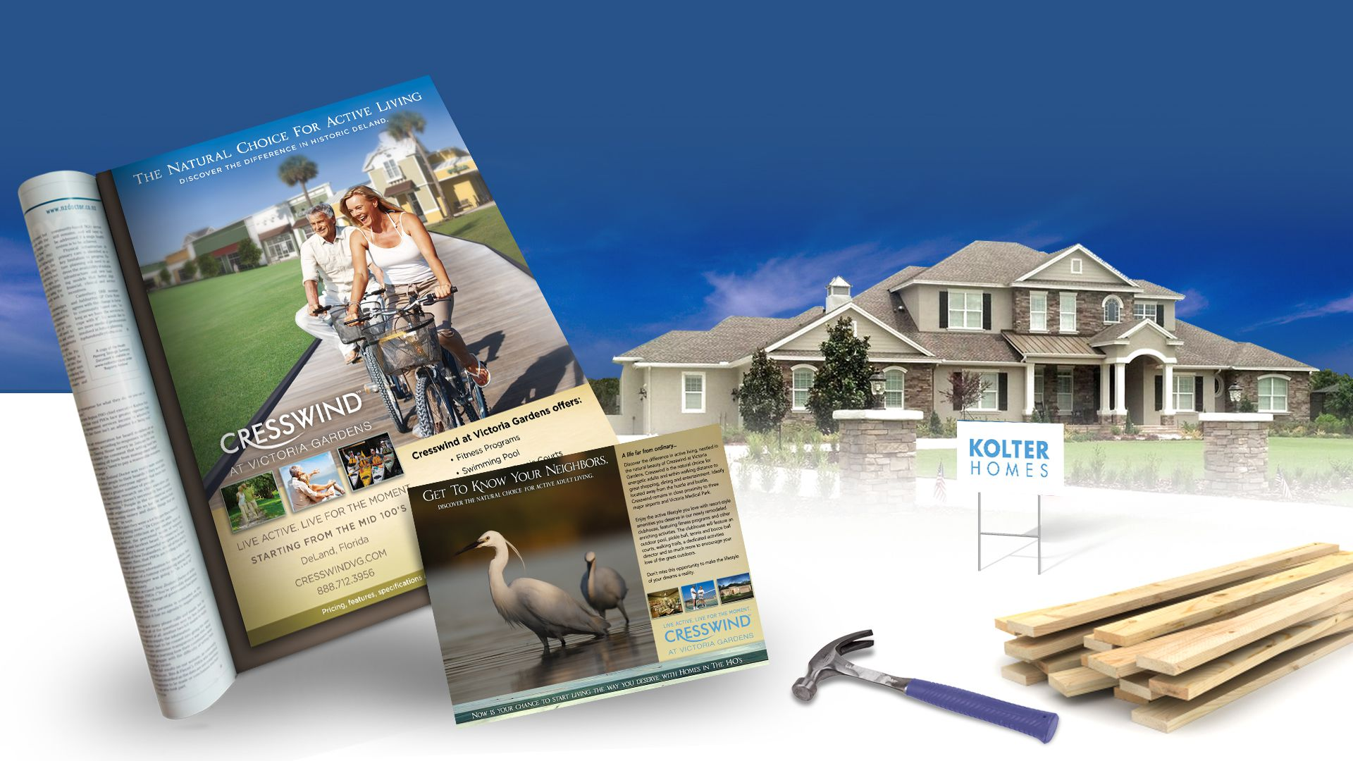 Kolter Homes Evk Advertising