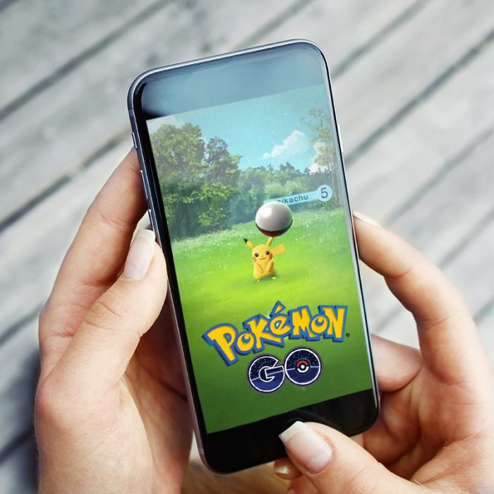 Pokémon Go's tech can have serious advertising implications.