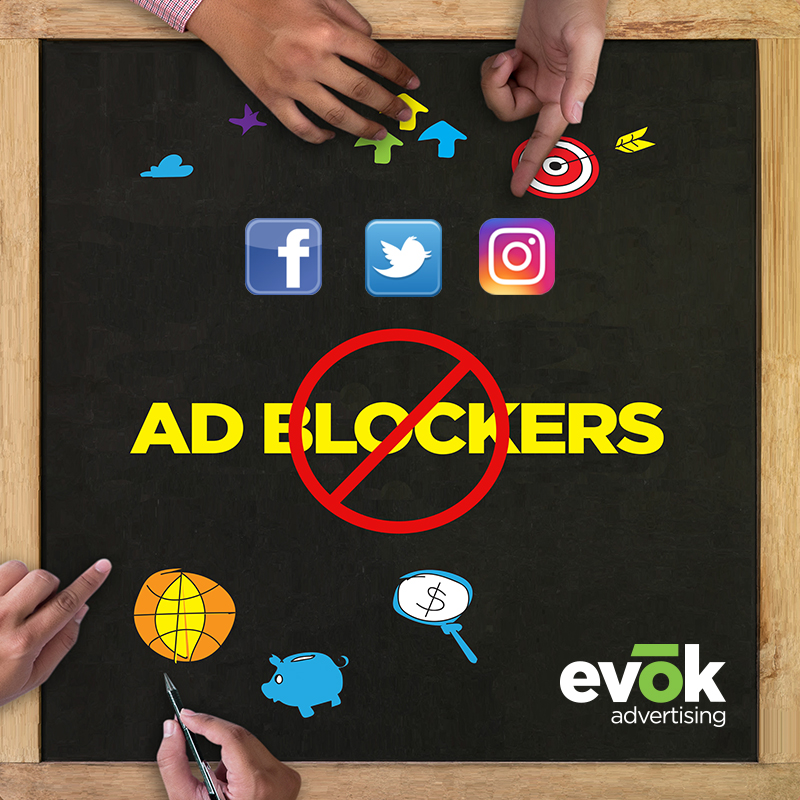 Have smarter marketing getting around ad blockers