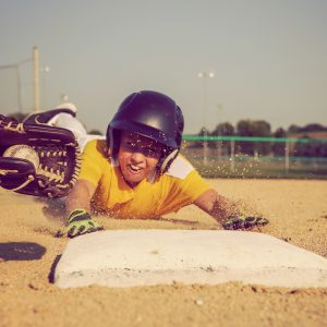 Youth sports tournaments often impact family's vacations.