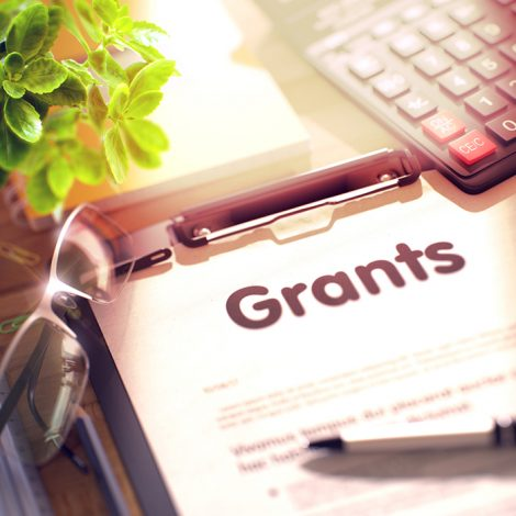 How nonprofits can get government grants.