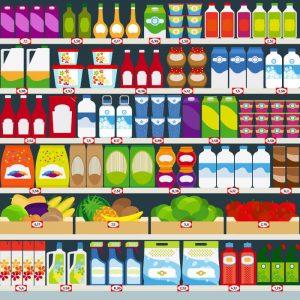 Consumer brand packaging
