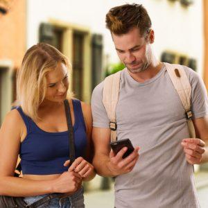 millennial traveler