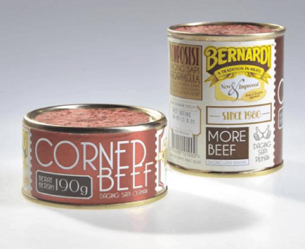 bernardi corned beed