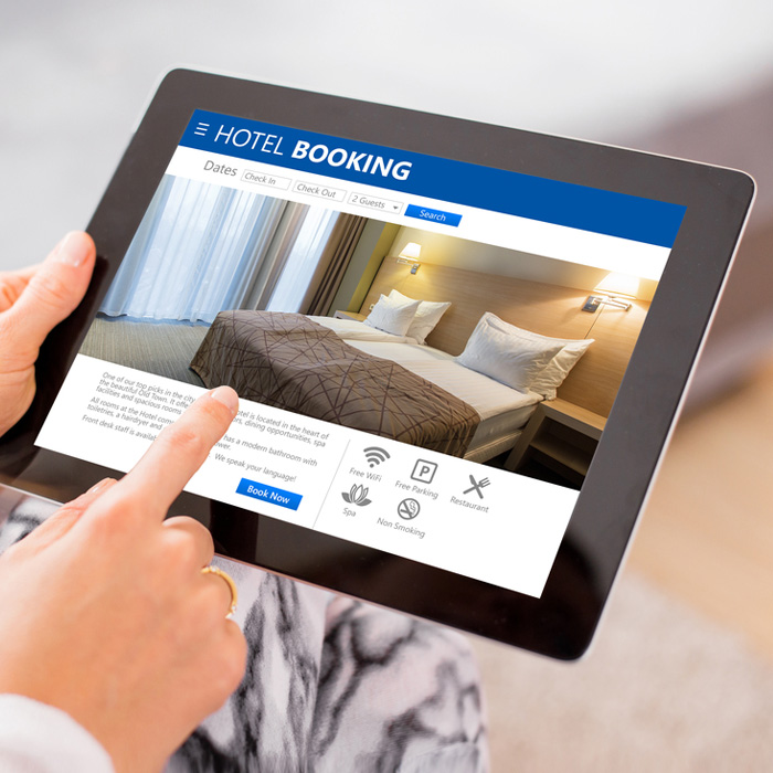 Boost Online Hotel Bookings