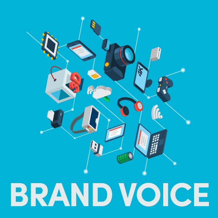 Brand Voice in Consumer Electronics