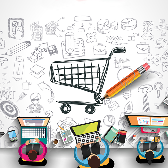 E-commerce Marketing for CE Brands