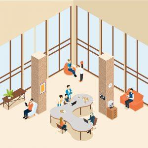 Collaborative Workspaces Boost Creativity