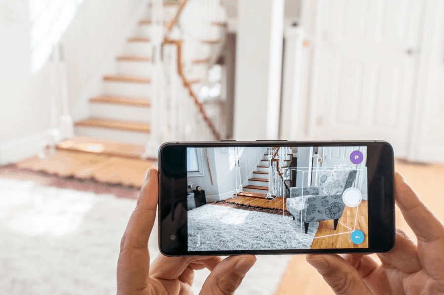 Augmented Reality with Wayfair