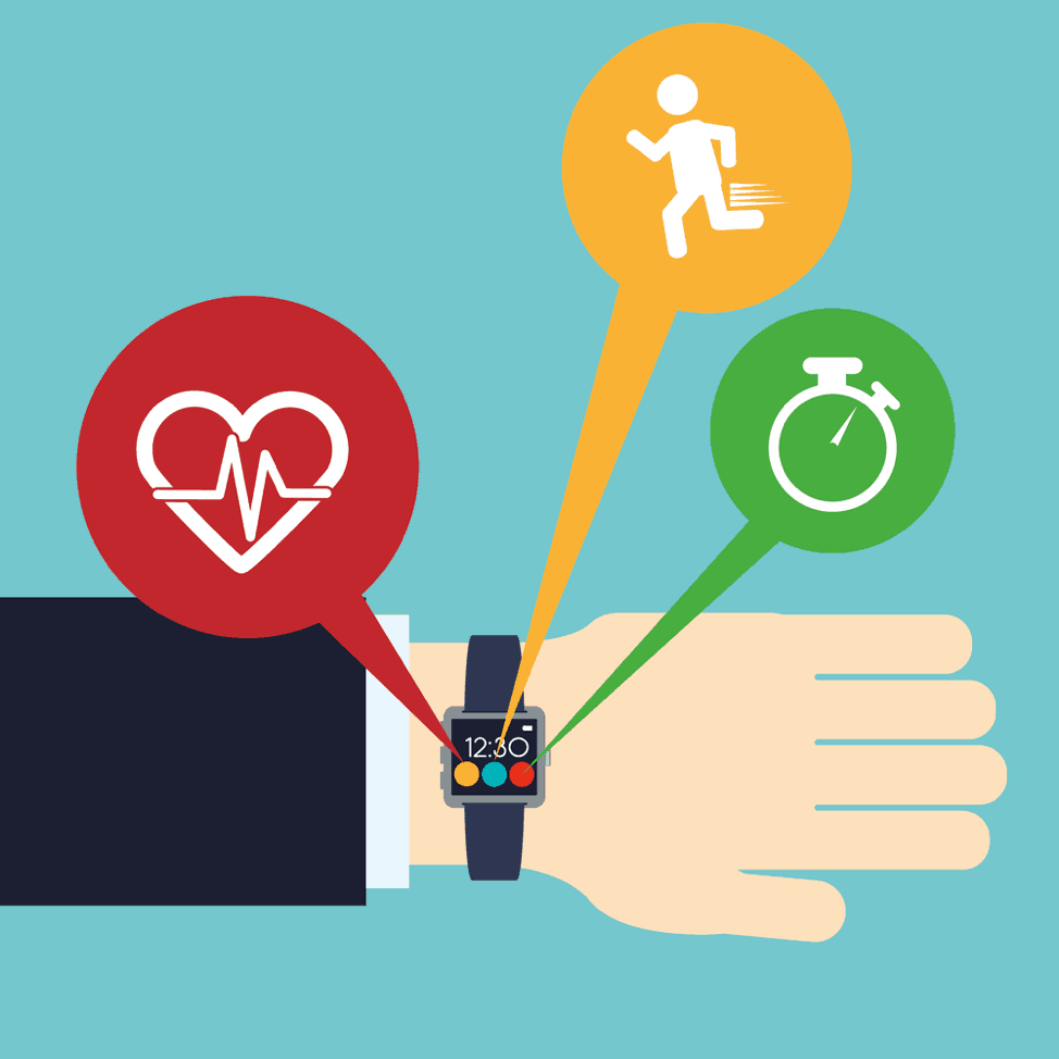Wearables give your patients convenience