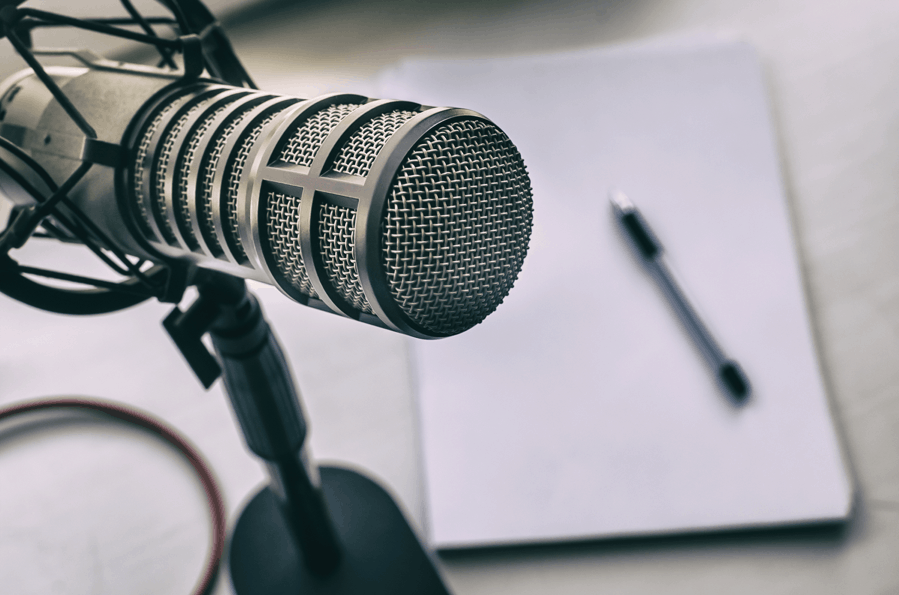Podcasts for Content Marketing